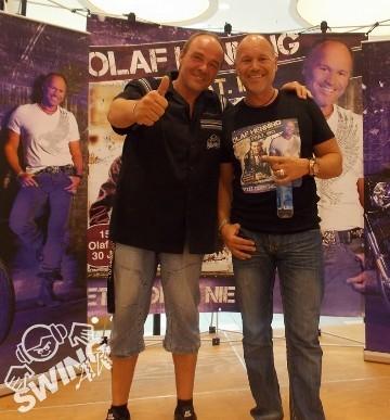 Olaf Henning und DJ SWING-AK