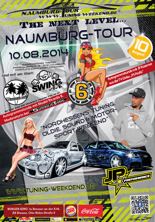 Naumburg Tour - Tuning Weekend