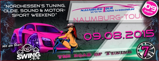 Naumburg Tour 2015