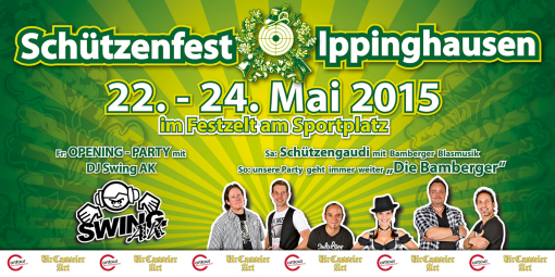 Wolfhagen Ippinghausen Schützenfest 2015
