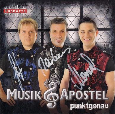 Musik Apostel