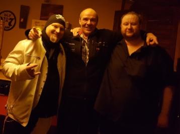 Mike Gerhold, DJ SWING-AK & Michael Holderbusch